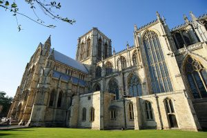 York was the venue for the 2013 autumn SAG/HSRAA conference