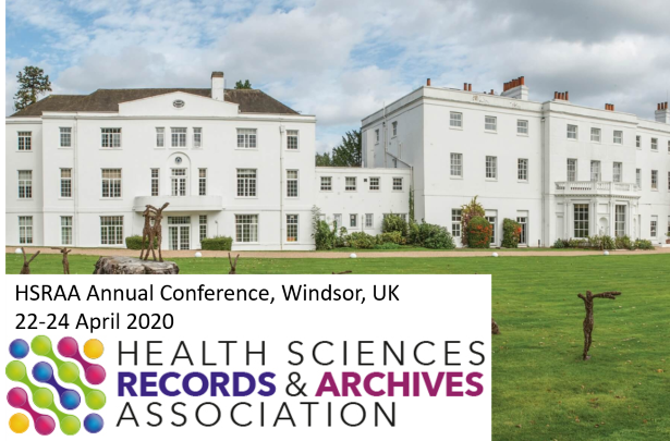 HSRAA Conference, Windsor, UK